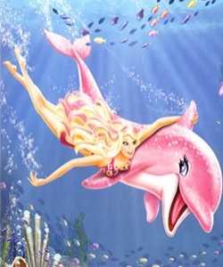 芭比公主之美人鱼历险记全集 芭比公主历险记