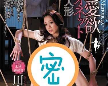川上优作品全集 川上优番号juc-580封面